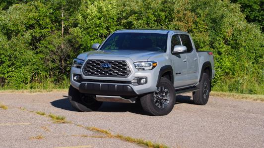 Toyota Tacoma TRD Hors route 2020