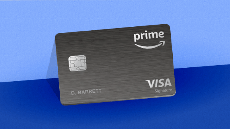 credit card chase amazon prime