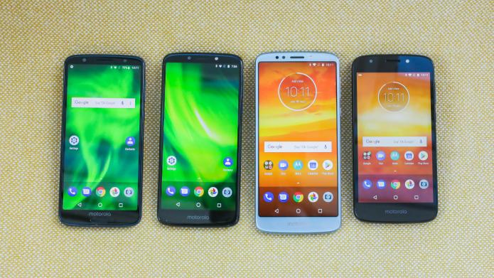 Moto E5 Plus Review Not Your First Budget Choice Cnet
