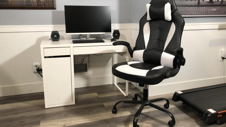 officlever high back racing style chair 2