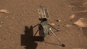 NASA's Mars Mars helicopter ingenuity: How to watch a post-flight briefing