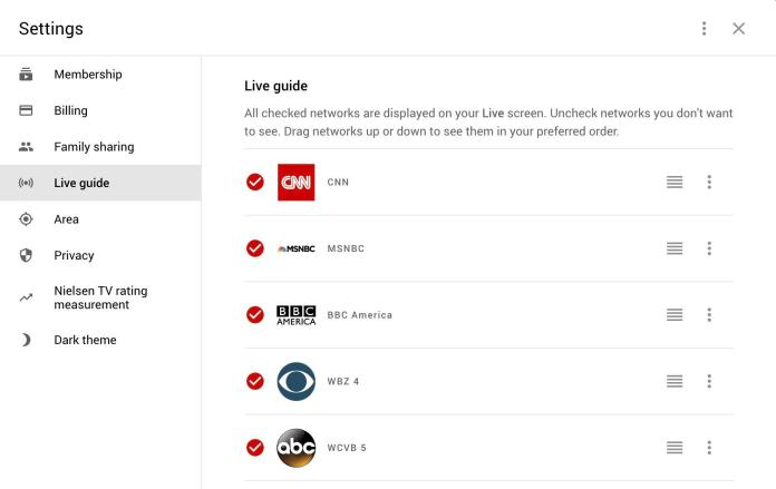 5 Tips For Youtube Tv To Flip Live Streaming Channels Like A Pro Cnet