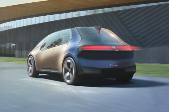 BMW i Vision Circular concept is an electric city car that's totally recyclable - Roadshow
