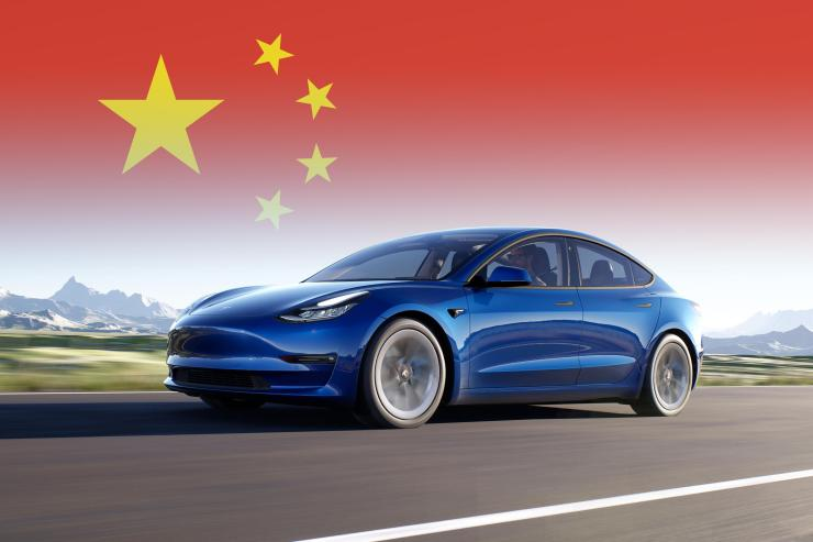 Tesla China Data