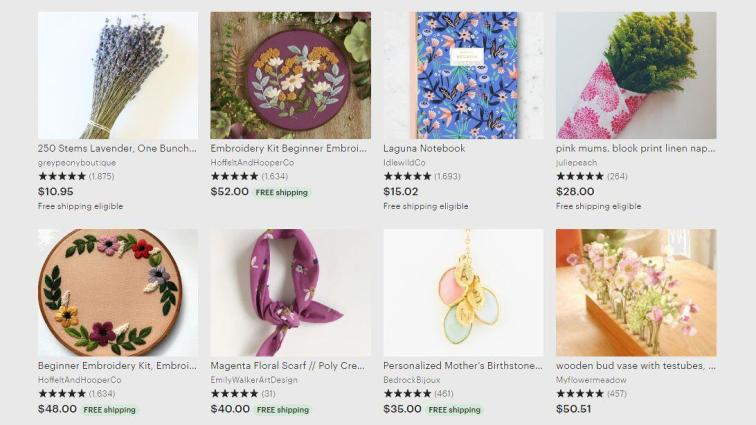 etsy for mothers day