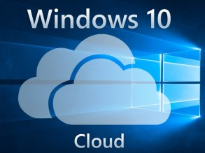 Image result for windows 10 cloud