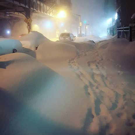 Astoria is more Siberia... (Photo astoriabout)