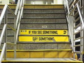 Escaliers. (Photo Caroline Davy)