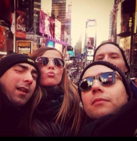 Times Square, le lieu idéal pour un selfie