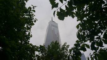 Le sommet du One World Trade Center. (Photo Smain Stanley)