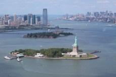 Une vue époustouflante sur New York ! (Photo Didier Forray)