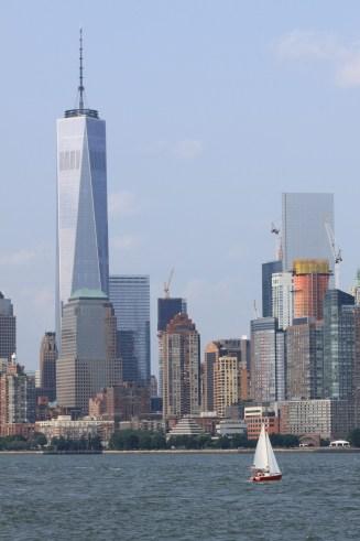 La skyline de Manhattan. (Photo Didier Forray)