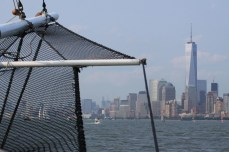 Retour vers Manhattan. (Photo Didier Forray)