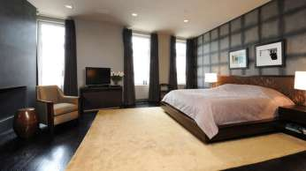 Une chambre spacieuse au 285 Lafayette Street. (Photo CityRealty)