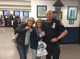 commissariat police New York