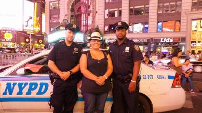 policiers new york
