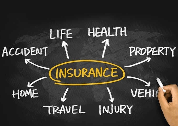 kinds of insurance