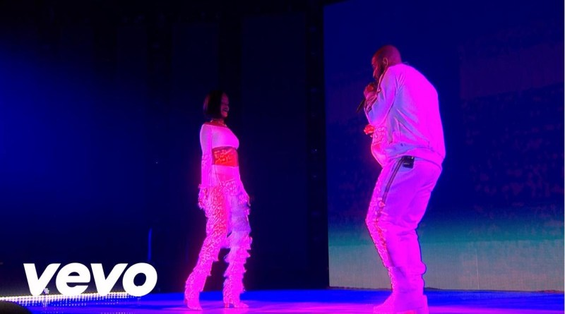 Rihanna – Work – Live at The BRIT Awards 2016