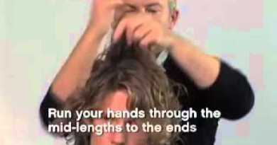 The Correct Way to Style Mens Hair