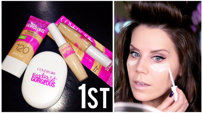 FIRST IMPRESSIONS COVERGIRL+ An Epic Fail