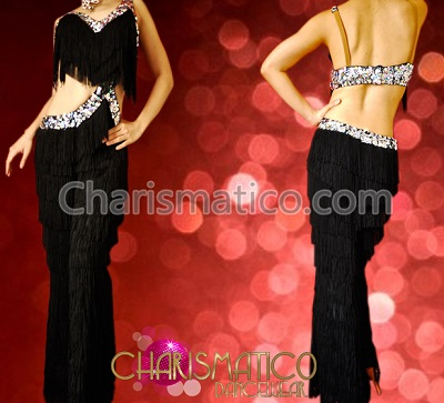 Fringe Pants ! The Best Latin Dance Wear