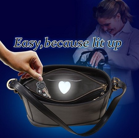 Funkysky Purses Light And Handbag Light With Led Sensor