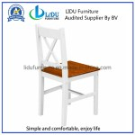 Middle Back Popular Style Mesh Plastic Chair Office Chair