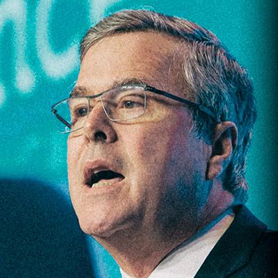 ジェブ・<br>ブッシュ Bush