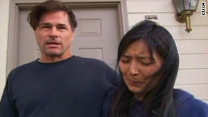 Richard and Mayumi Heene expressed anguish while their son Falcon appeared to be missing.