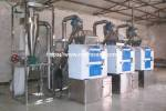 600KG Per Hour Chili Powder Grinder Machine