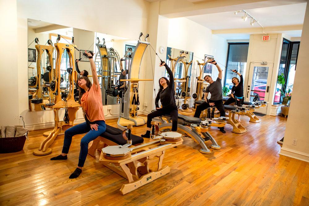 gyrotonic workout