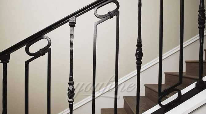 Outdoor Metal Wrought Iron Stair Railings You Fine Sculpture | Wrought Iron Steps Outdoor | Wood Interior | Current | Iron Handrail | Staircase | Backyard