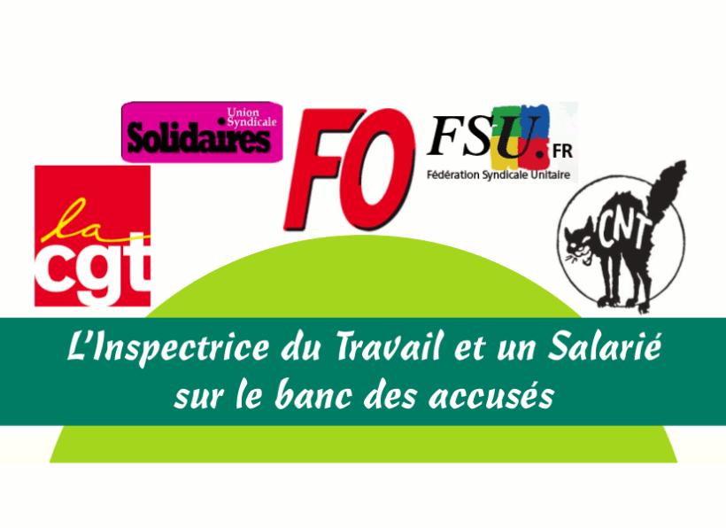 Logo Affiches Annecy tribunal rassemblement