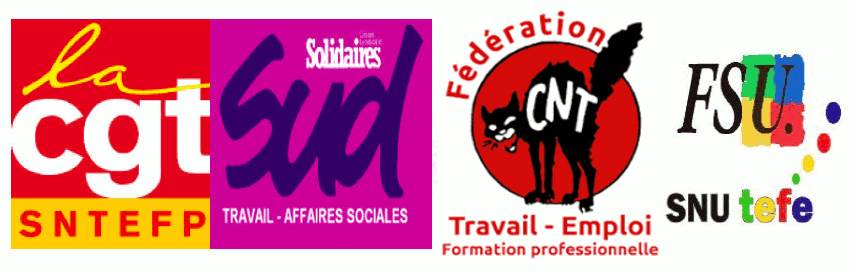 intersyndicale-CNT-CGT-FSU-SUD