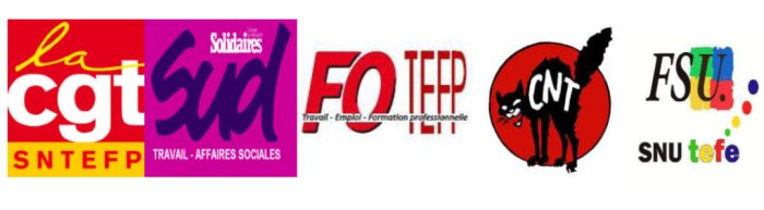 intersyndicale-CNT-FO-CGT-FSU-SUD