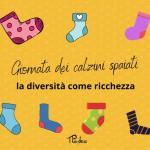 Giornata nazionale dei calzini spaiati