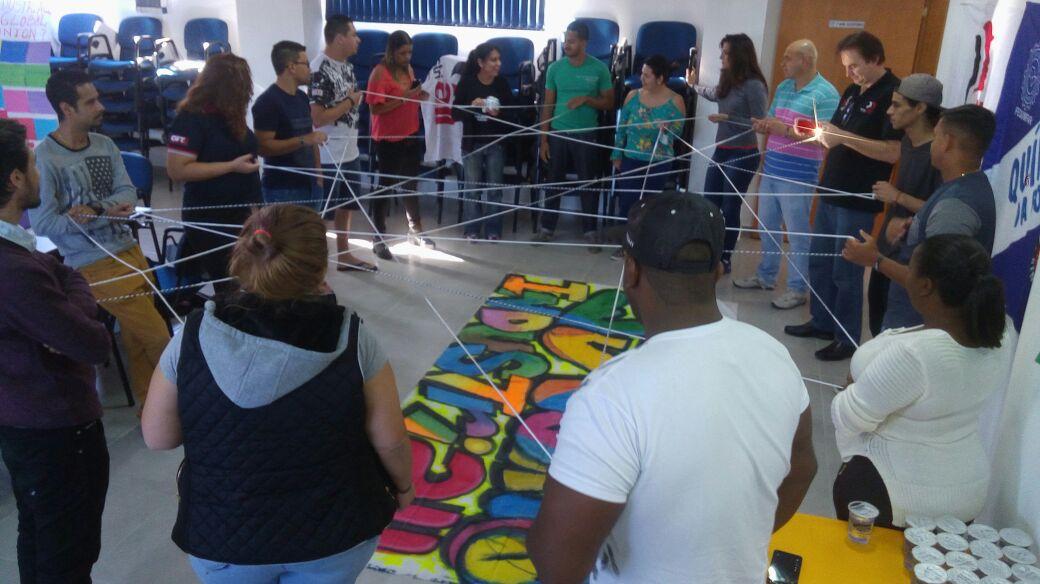 Projeto integra jovens sindicalistas de regiões diferentes do país