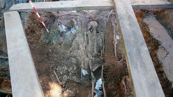 No son mercancía: Sobre los represaliados por el franquismo en fosas comunes del cementerio de Valladolid