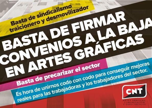 Convenio colectivo estatal de artes gráficas, manipulados de papel, manipulados de cartón, editoriales e industrias auxiliares 2019-2020