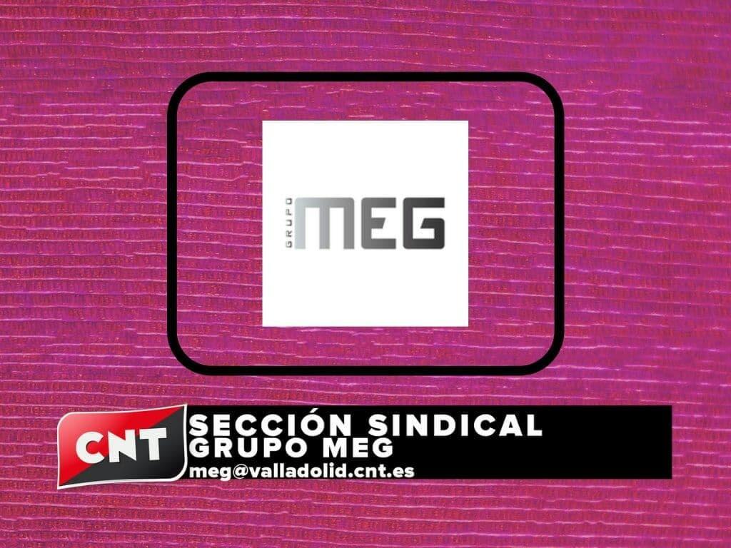 Nueva sección sindical de CNT en Montajes Escénicos Globales S.L. (MEG)