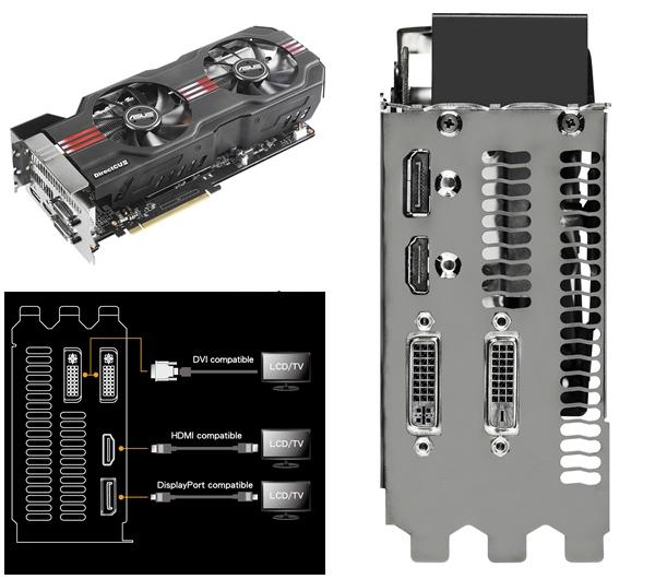 ASUS Launches Graphics Card GeForce GTX 680 DirectCU II 6