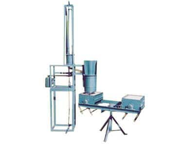 Chalk making machine two mould electrical driven slurry mixer