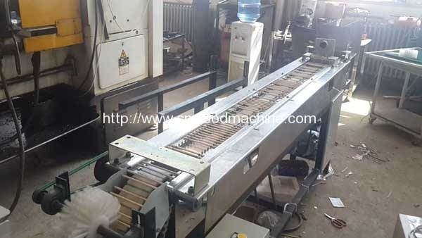 Round-Stick-Counting-&-Manual-Selecting-Platform-Machine
