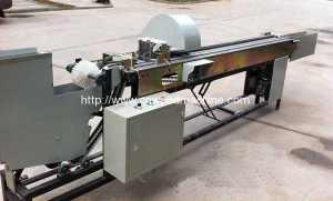Tongue Depressor Bend & Thin Selecting Machine