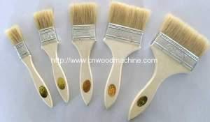 Paint Brush Handle Metal Ferrule Double Side Nailing Machine