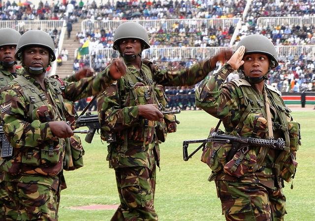 Kenya-Army