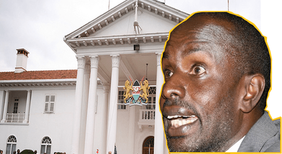 sossion for president