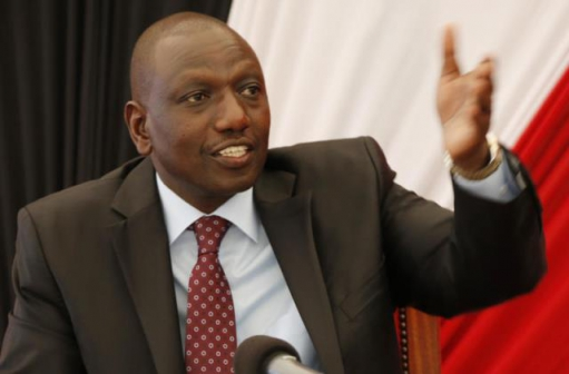 DP Ruto now in support of ongoing referendum debate