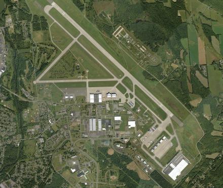 Griffiss International Airport 2012