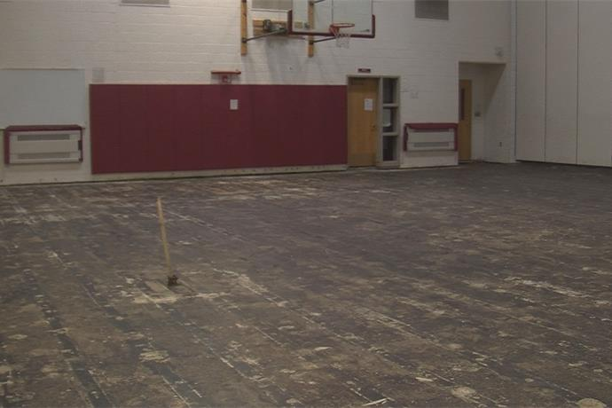 Clinton Central School District Working Hard to Cleanup Middle School Before Fall_-63011024131243130